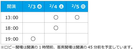 HPタイムテーブル見本2